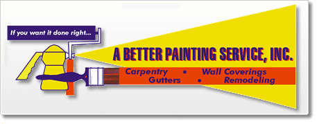 A BETTER PAINTING SERVICE, INC Logo